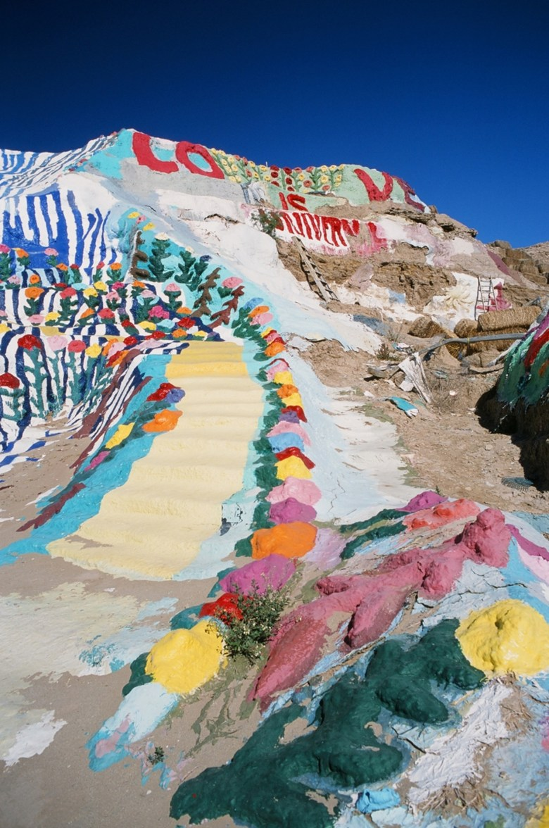 images/Salvation Mountain/lets-go-up-the-yellowbrick-road_8751247516_o