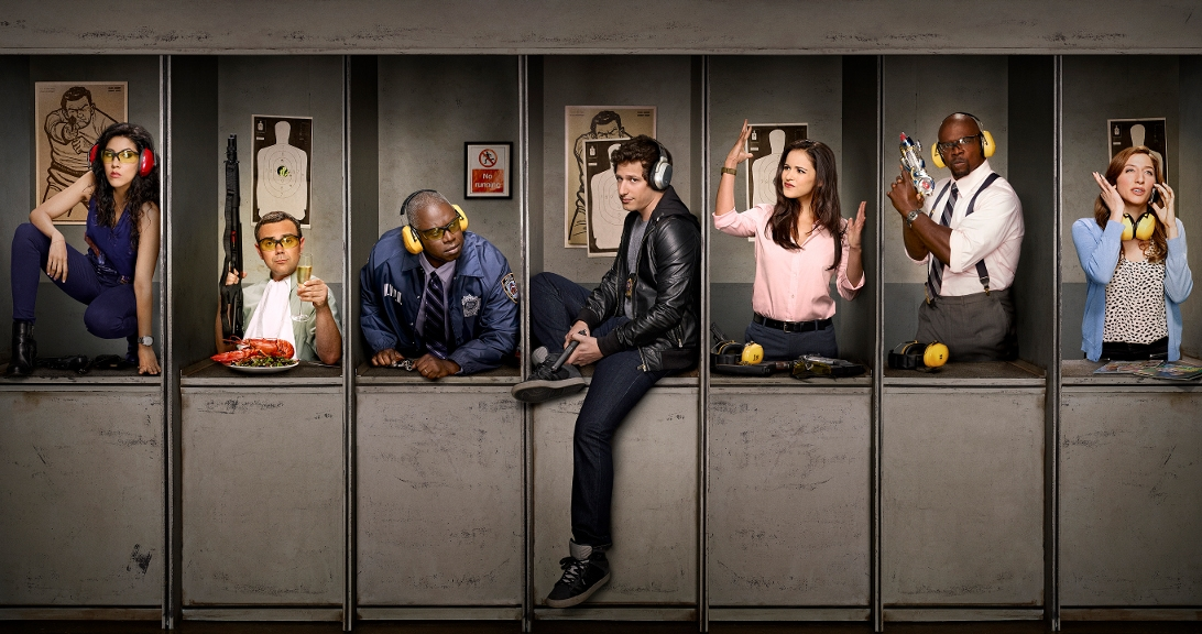 """Andy Samberg and co. are quite funny in """"Brooklyn Nine-Nine""""—and they deserve a better lead-in than Seth MacFarlane's terrible """"Dads."""""""