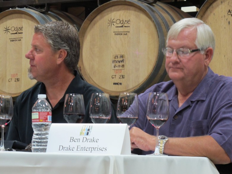 images/Temecula Valley Winegrowers Association 2013 Crush Event/nick-palumbo-and-ben-drake_9773748193_o