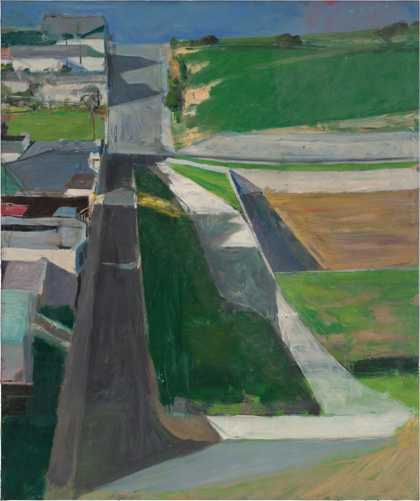 San Francisco Museum of Modern Art, purchase with funds from trustees and friends in memory of Hector Escobosa, Brayton Wilburn, and J. D. Zellerbach © 2013 The Richard Diebenkorn Foundation. All rights reserved.