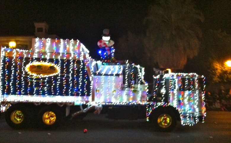 images/Palm Springs Festival of Lights Parade 2013/garbage-truck_11274475614_o