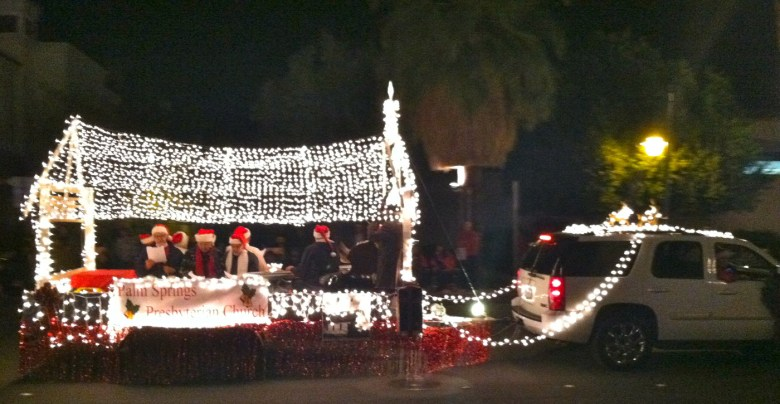 images/Palm Springs Festival of Lights Parade 2013/palm-springs-presbyterian-church_11274519166_o