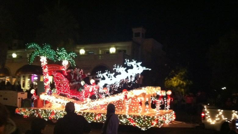 images/Palm Springs Festival of Lights Parade 2013/santa_11274420405_o