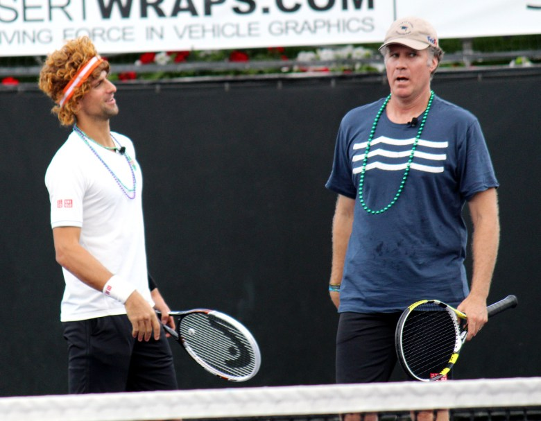 images/Desert Showdown Tennis 2014/jackie-moon-and-will-ferrell_12952415585_o