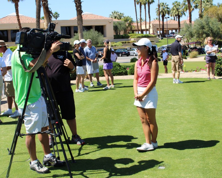 images/Kraft Nabisco Championship Junior Challenge 2014/jiyoon-jang-and-the-media_13585838874_o