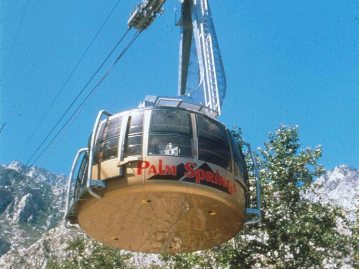 Courtesy of the Palm Springs Bureau of Tourism