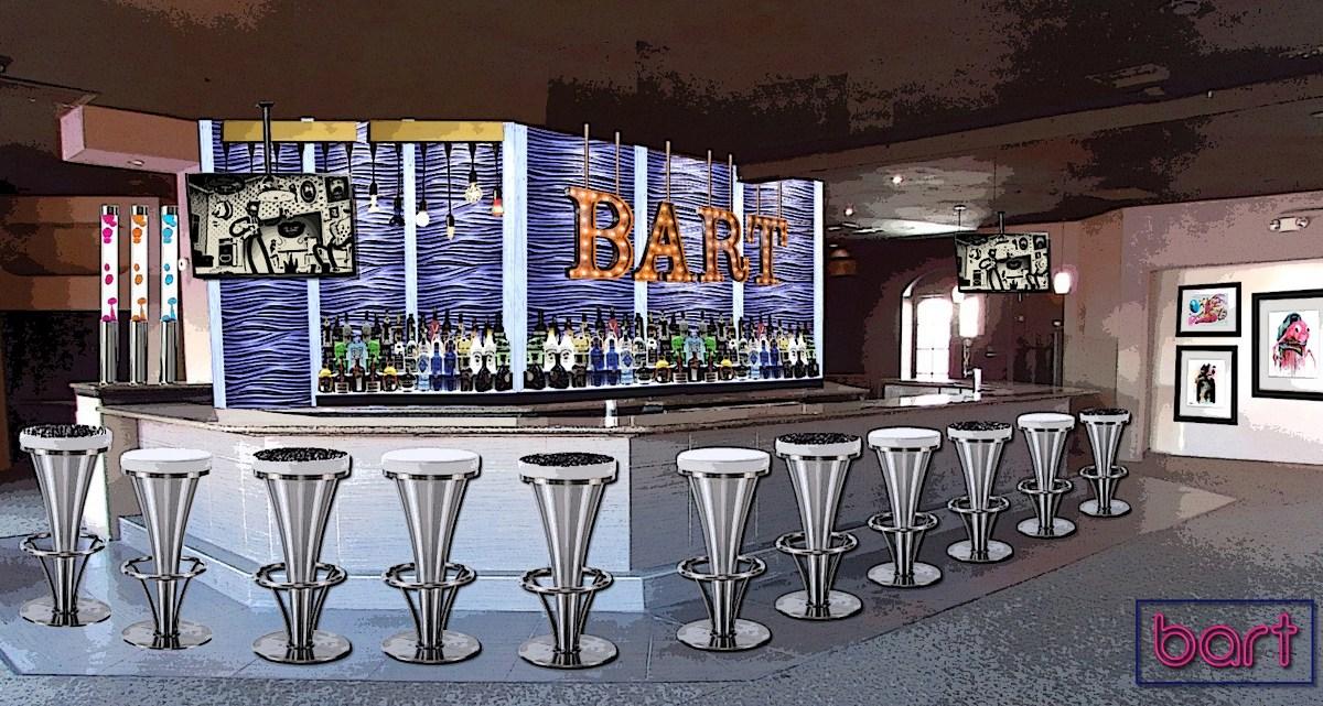Bart Lounge Indiegogo page
