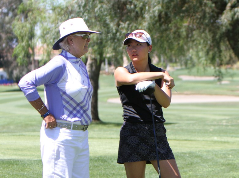 images/2015 ANA Champions Junior Challenge/pat-bradley-offers-advice_16794042547_o