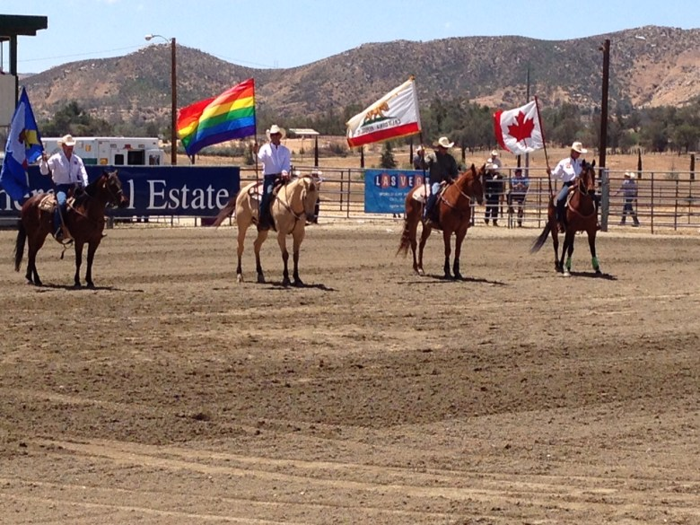 images/Palm Springs Hot Rodeo 2015 Saturday/flags-fly_17169709548_o