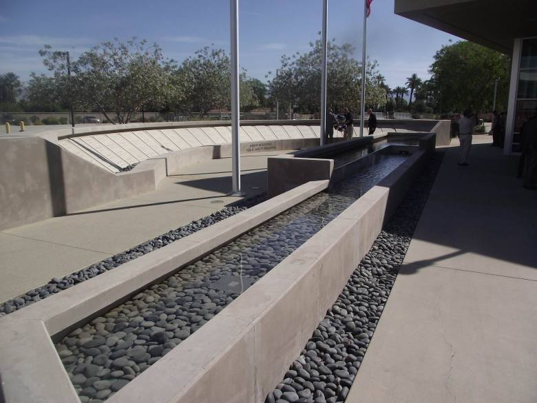 images/Memorial for Gil Vega and Lesley Zerebny at College of the Desert/CODMemorial2