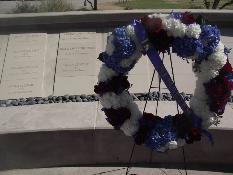 images/Memorial for Gil Vega and Lesley Zerebny at College of the Desert/CODMemorial4