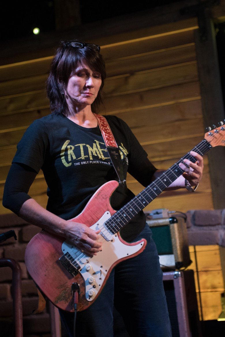 images/The Breeders and The Regrettes at Pappy and Harriets/KelleyDealBreeders