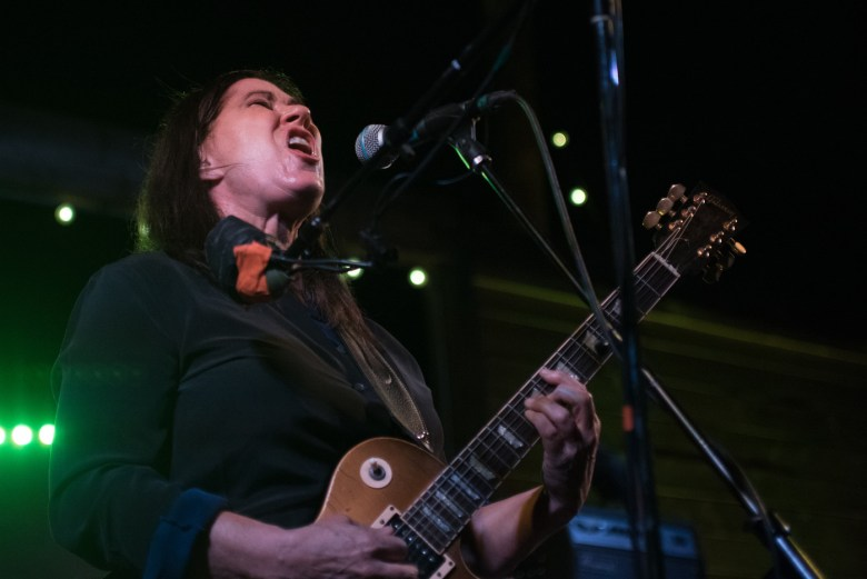 images/The Breeders and The Regrettes at Pappy and Harriets/KimDealSings