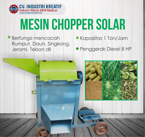 Brosur Chopper Solar