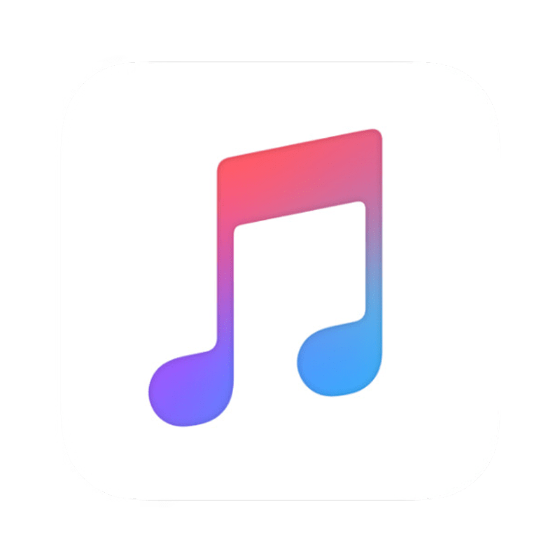 Apple iTunes Icon PNG