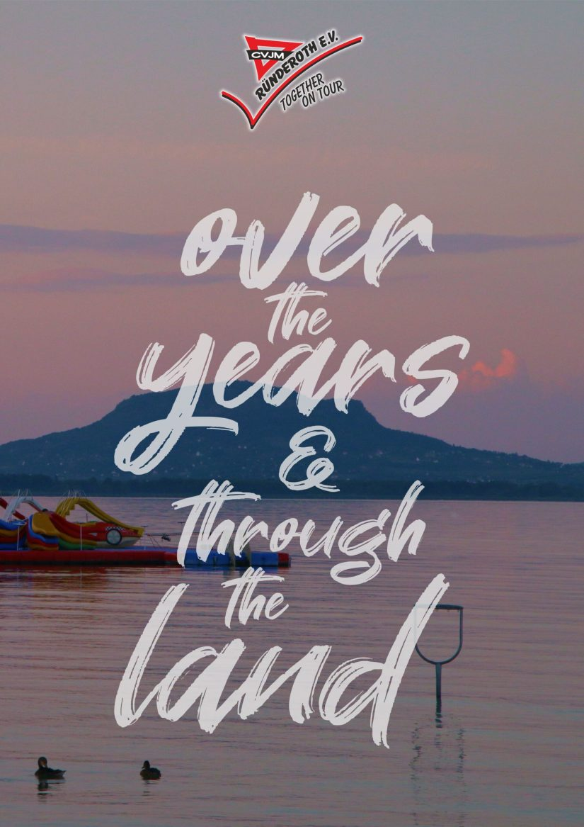 over the years & through the land: episode 18