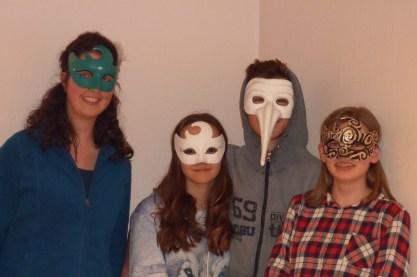 Maskenballgruppe