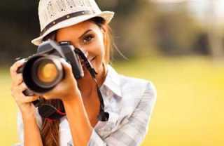 Профессия рекламный фотограф