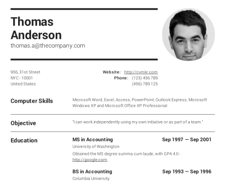 creating a resume using the wizard in microsoft word free resume