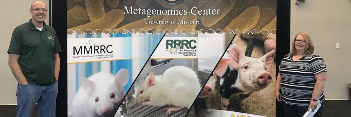 University of Missouri Metagenomics Center