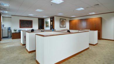 office interior contractor Jakarta