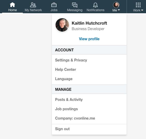Generate Your Cv From Linkedin Get Linkedin S Pdf Version