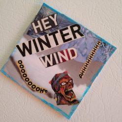 Nancy Gore: Winter Wind (magnet)