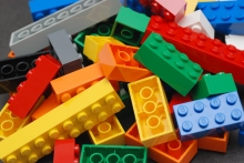 Lego Club @ Farmville-Prince Edward Library