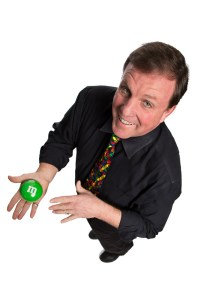 """The Amazing Mr. B"" Magician (FV) @ Farmville Library"