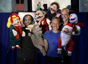 """""""The Night Before Christmas"""" Puppet Show @ Farmville-Prince Edward Library"""
