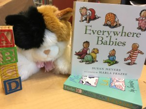 Baby Story Time (FV) @ Farmville Branch