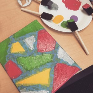 Late Night Library: Geometric Painting @ Farmville and Buckingham Branches