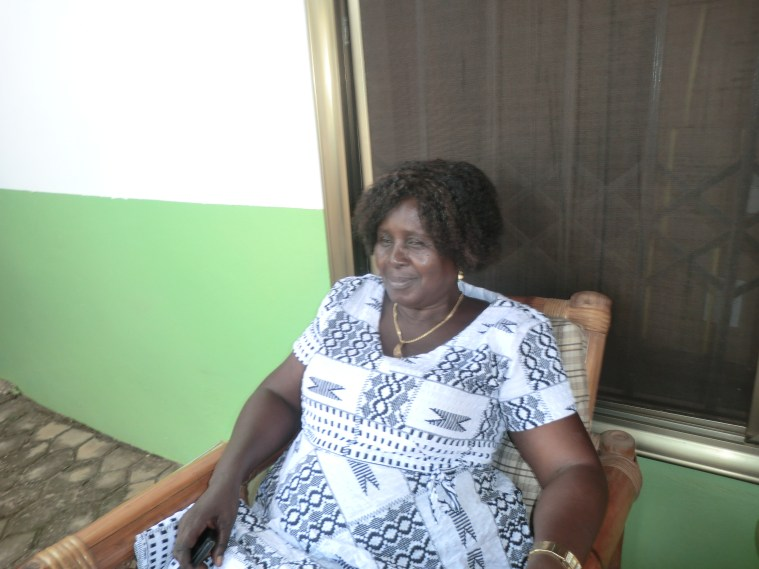Mary Adzewodah