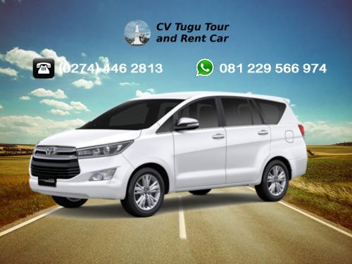 Sewa Mobil Jogja Terbaru 2018 Daftar Tarif CV Tugu Tour & Rent Car
