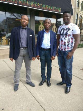 Consensus de Chicago rencontre echanges de la Diaspora Togolaise 3