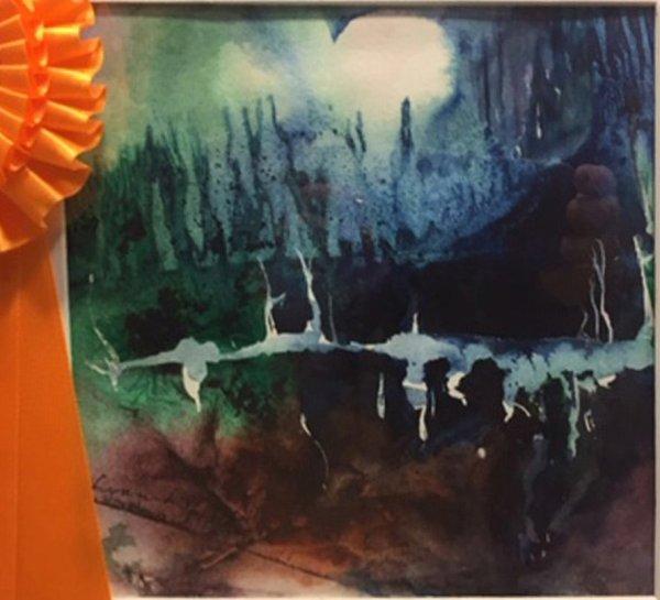 Emerging Artist, Best - Lynn Liffick - Mountain Memories