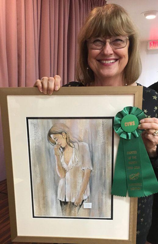Nancy Rizzardi - Honorable Mention