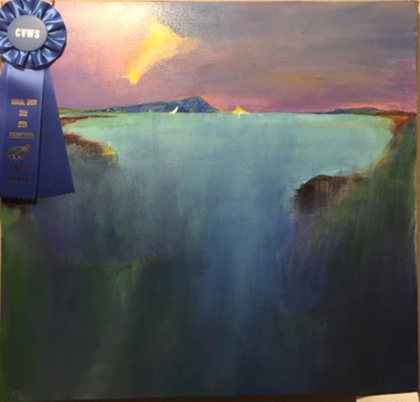 Open Presentation, 1st Place - Alicia Siegler - Safe Harbor
