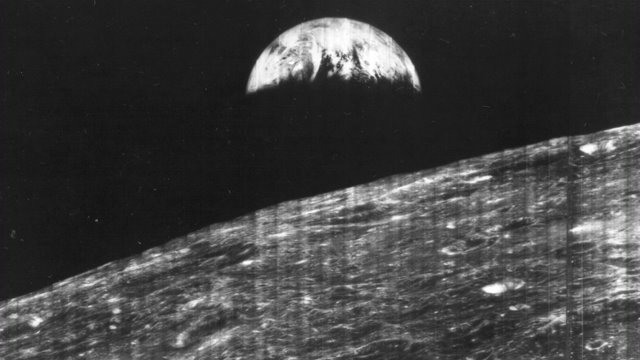 50 year old NASA pictures in a whole new light