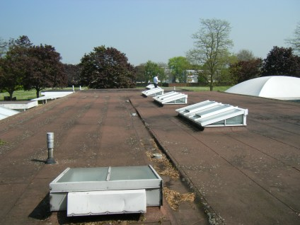 Chislehurst & Sidcup Grammar School, roof renewals and boiler replacement.