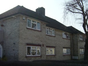 Housing Association extensive roof renewal programme.