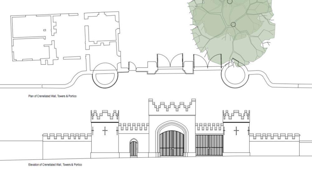 Caulfield Wright Architects dublin architecture ireland conservation