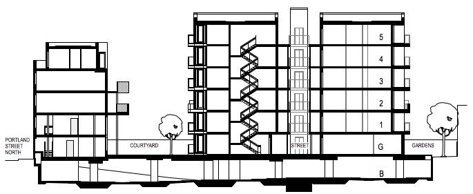 Caulfield Wright Architects dublin architecture ireland residential elevation