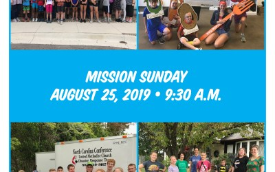 Culled and Called, Rev. Dr. Denny Coon, Sunday, August 25, 2019