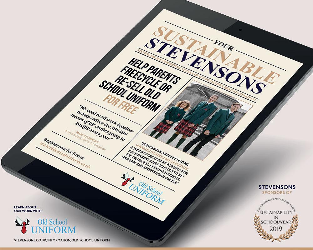 Pressing The Case For Sustainability | CWB Magazine