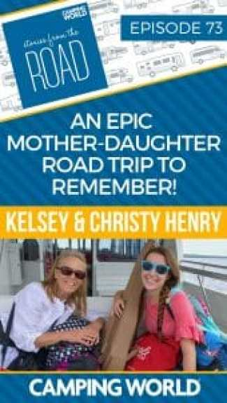 An epic mother daughter road trip to remember