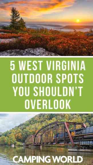 5 West Virginia outdoor spots you shouldn't overlook