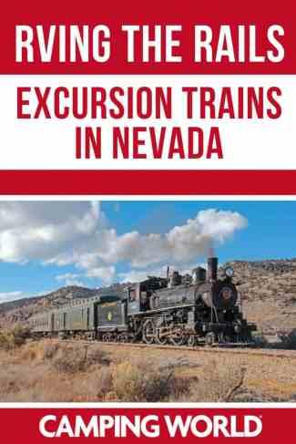 Excursion trains in Nevada
