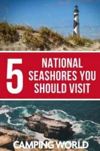 5 national seashores you should visit