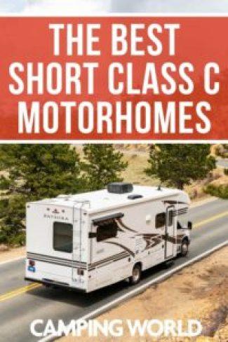 The Best Short Class C Motorhomes